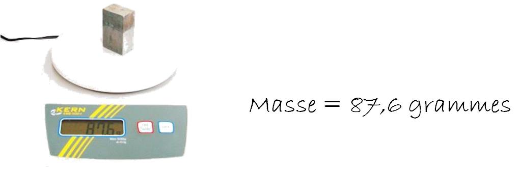 Mesure-Masse